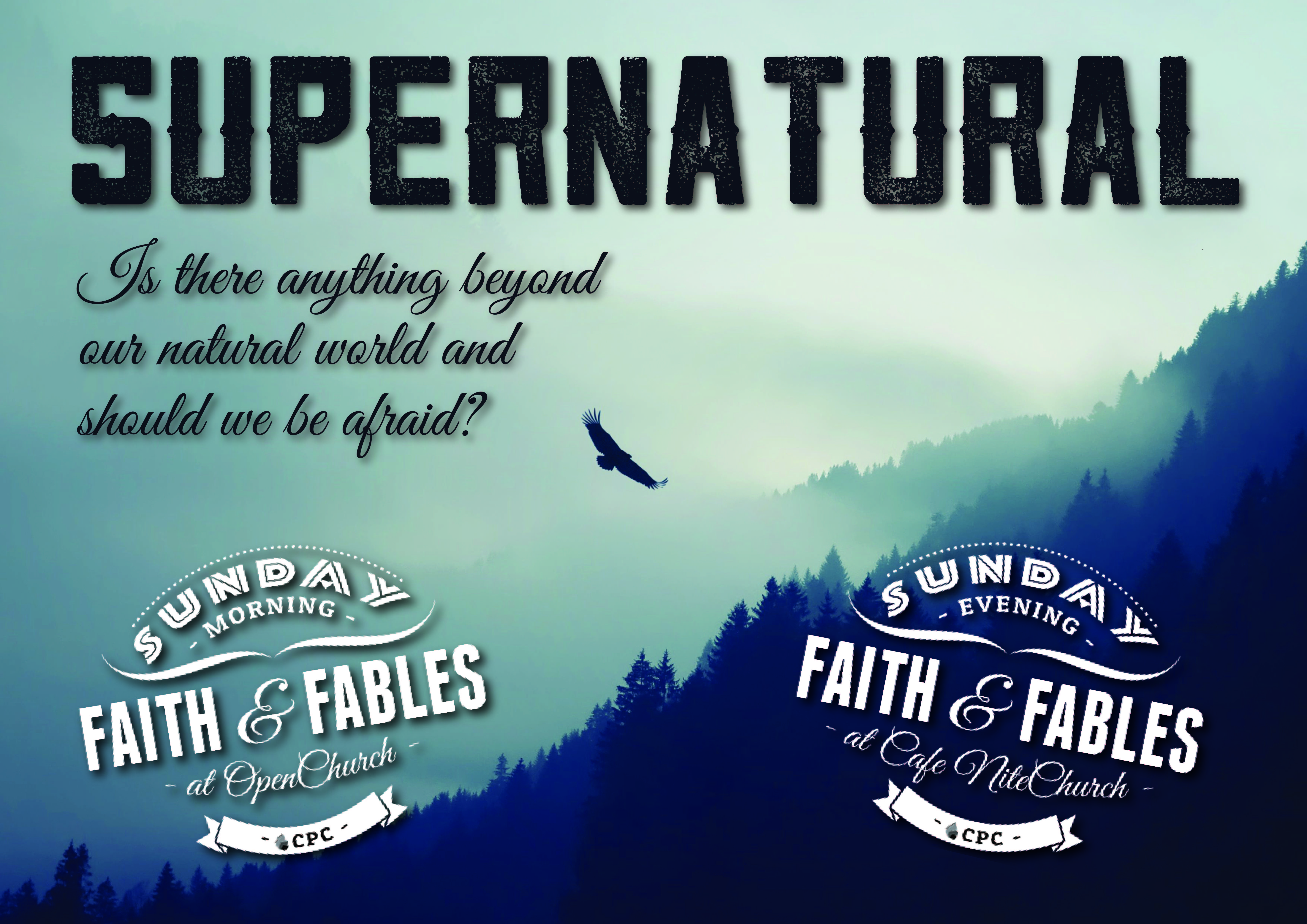 Christ and the Supernatural