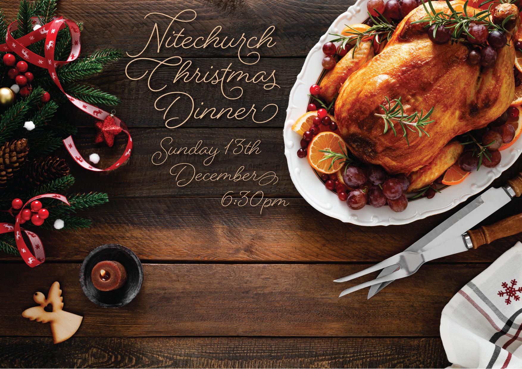 Nitechurch Christmas Dinner