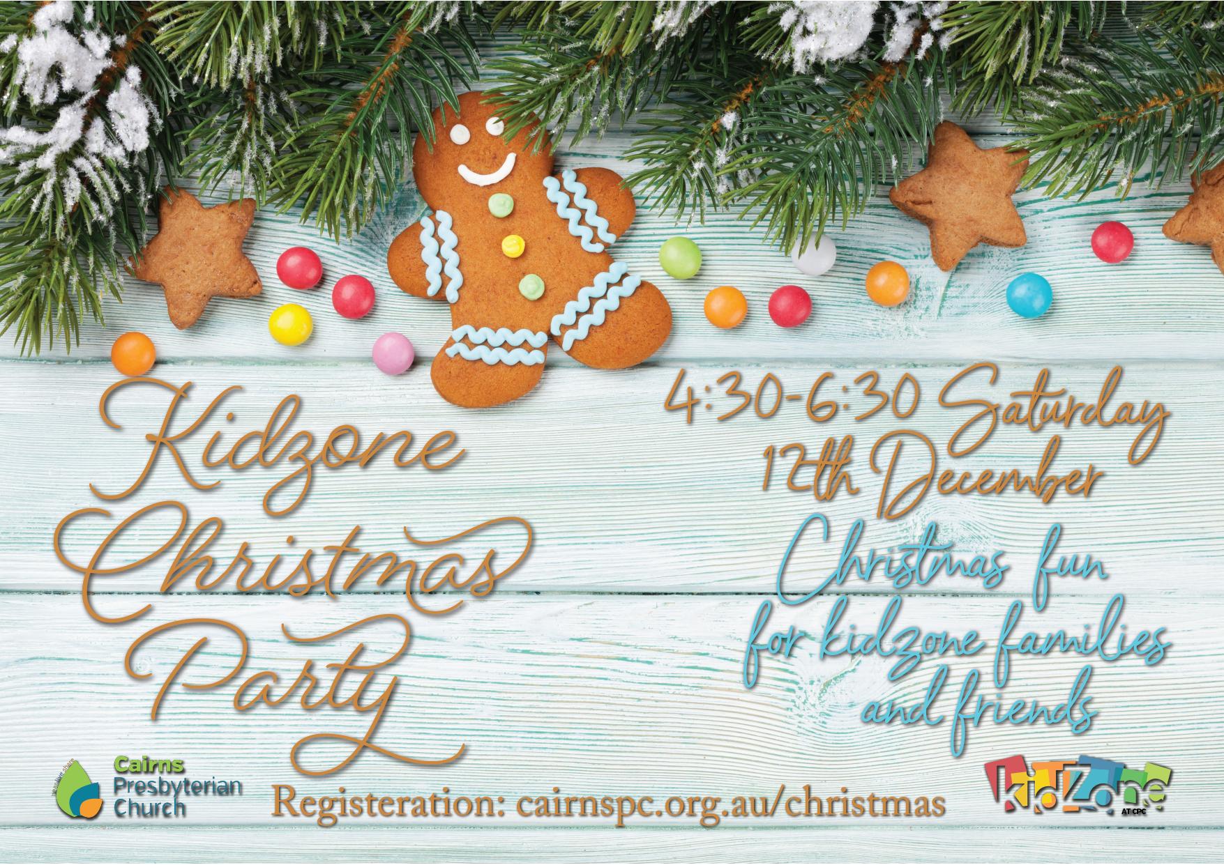 Kidzone Christmas Fair