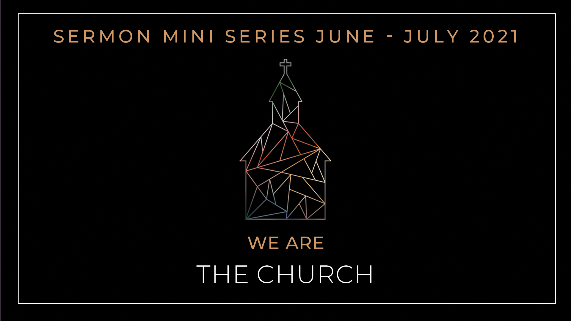 We are the Church | Caring in Church
