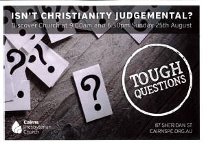 Is Christianity Judgmental?